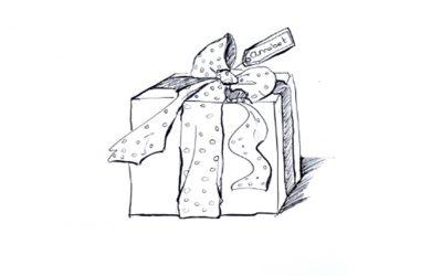 Een geschenk